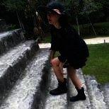La Novia de Chucky visita Tikal