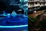 Inundación causa pérdidas millonarias en hotel