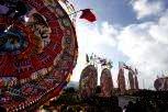 Una hermosa tradición guatemalteca: Los barriletes gigantes