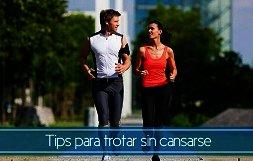 Tips: 5 consejos para trotar sin cansarse
