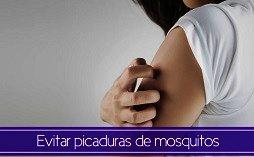 Tips para evitar las picaduras de mosquitos