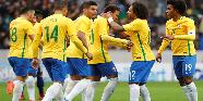 Brasil anuncia los 15 futbolistas fijos que irán al Mundial de Rusia 2018