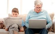 Cuando te enfrentas a la Tecnología - Dos Generaciones