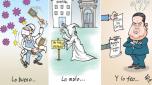 Caricaturas Nacionales Julio 07, Martes