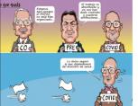 Caricaturas Nacionales Julio 09, Jueves