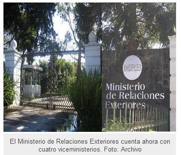 Transdoc noticias nacionales al instante marzo 11 for Oposiciones ministerio de exteriores
