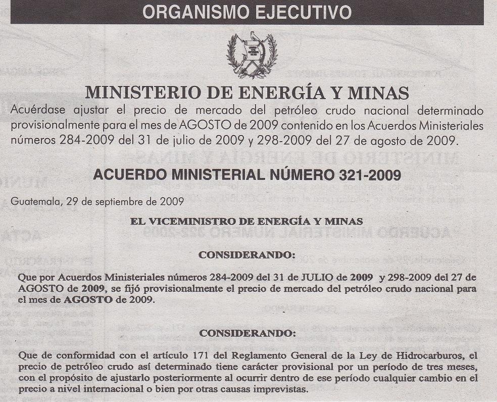 Transdoc ministerio de energ a y minas for Ministerio de minas